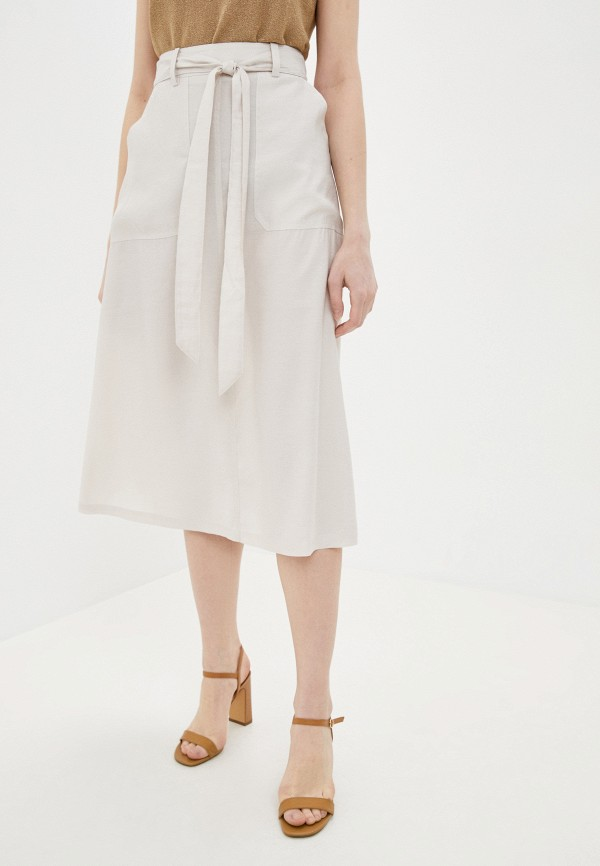 женская юбка part two, белая