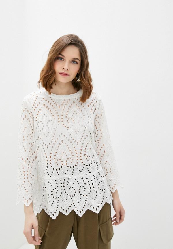 женская блузка part two, белая