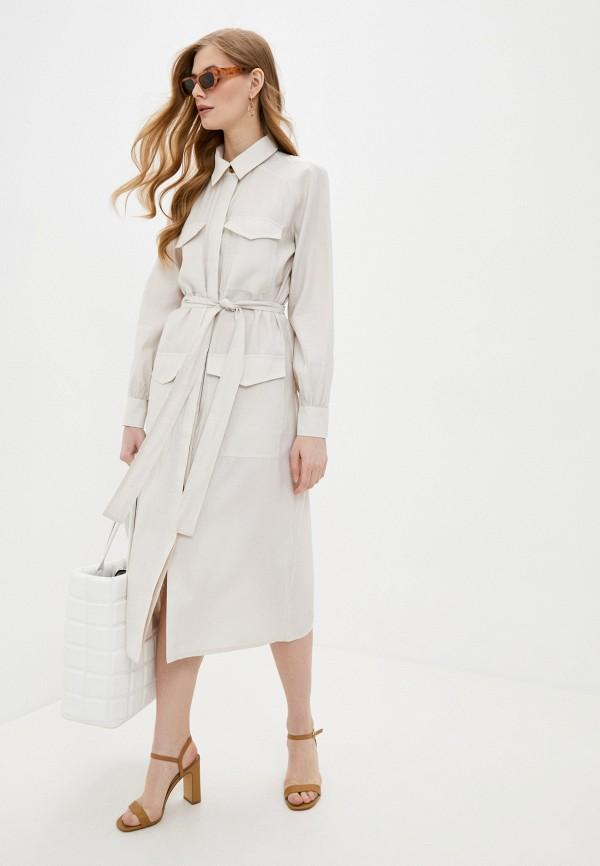 женское платье part two, белое