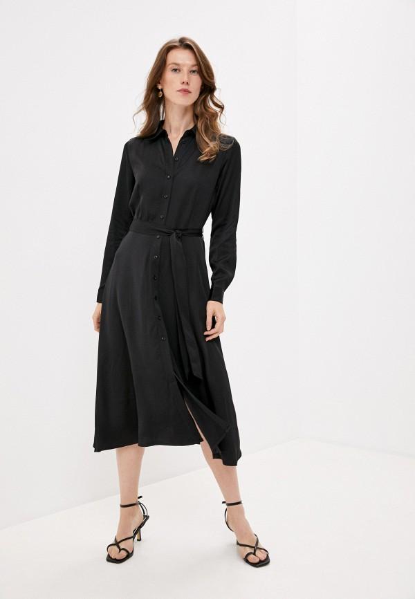 женское платье part two, черное