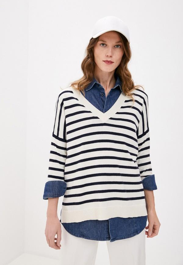 женский пуловер part two, бежевый