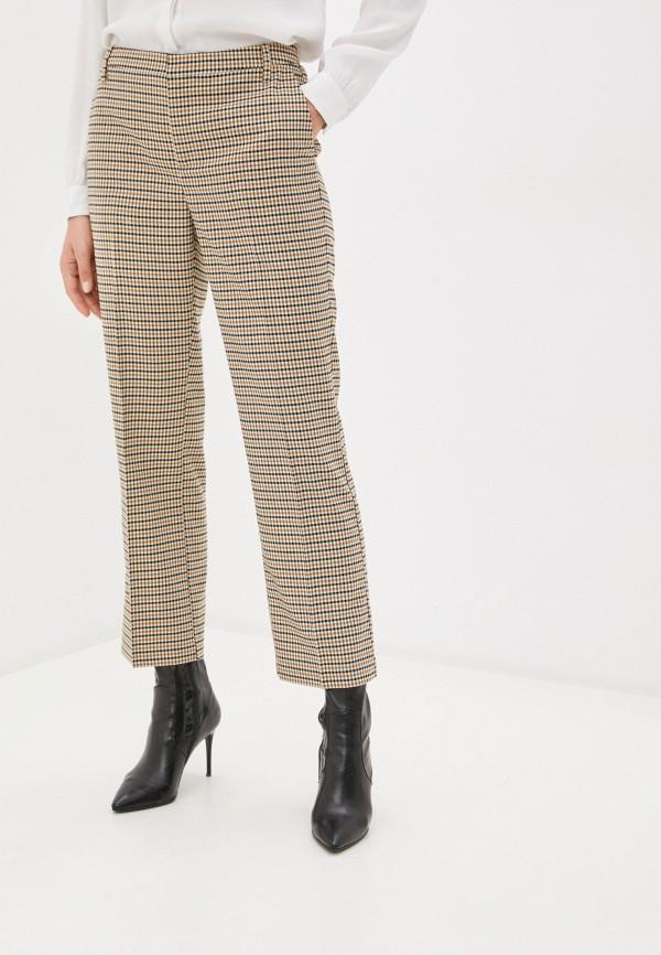 женские повседневные брюки part two, бежевые