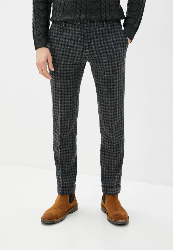 мужские повседневные брюки paul martin's, серые