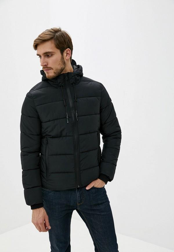 мужская куртка paul martin's, черная