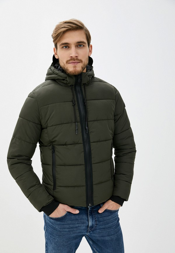мужская куртка paul martin's, хаки