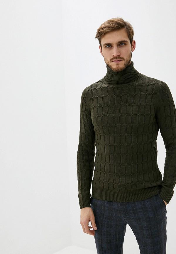 мужской свитер paul martin's, зеленый