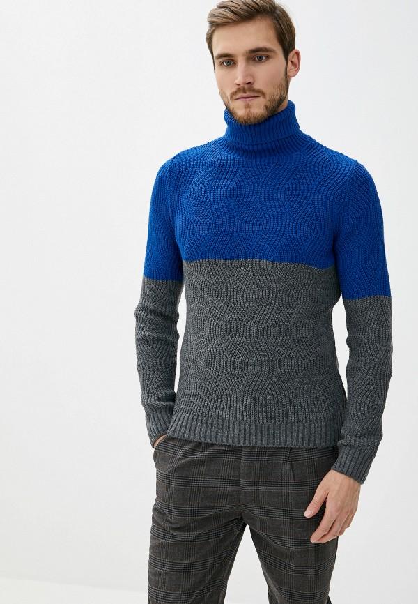 мужской свитер paul martin's, серый