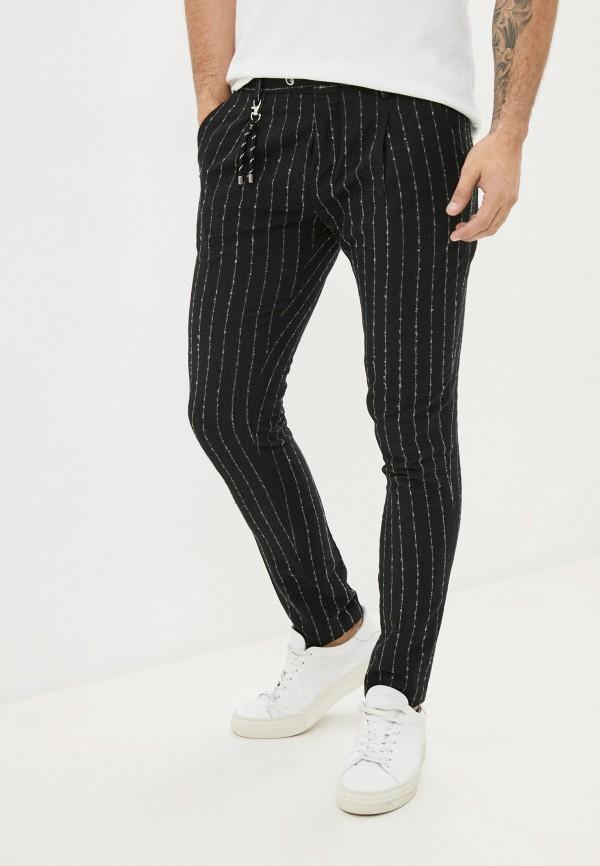 мужские брюки paul martin's, черные