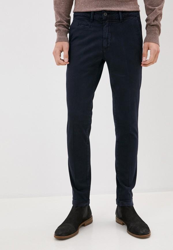 мужские брюки чинос paul martin's, синие