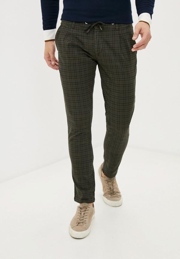 мужские брюки чинос paul martin's, зеленые