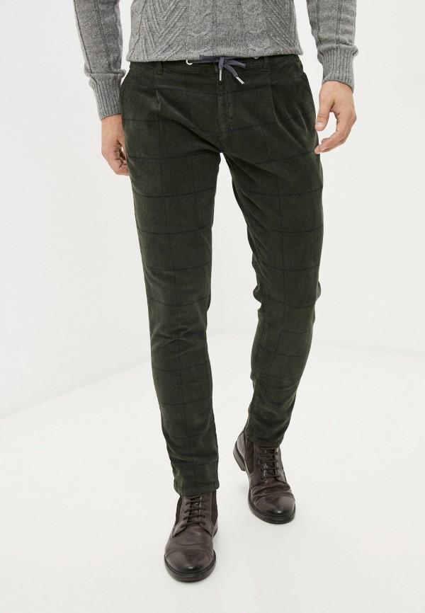 мужские повседневные брюки paul martin's, зеленые