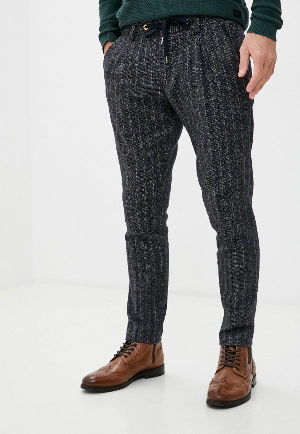 мужские повседневные брюки paul martin's, синие