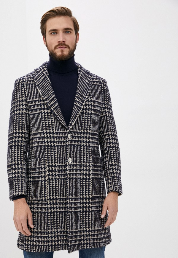 мужское пальто paul martin's, синее