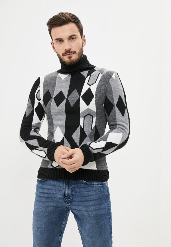 мужской свитер paul martin's, разноцветный