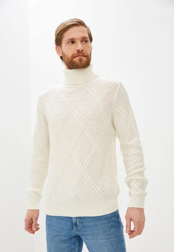 мужской свитер paul martin's, белый