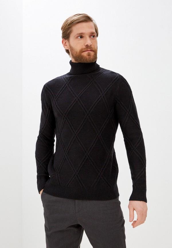мужской свитер paul martin's, черный