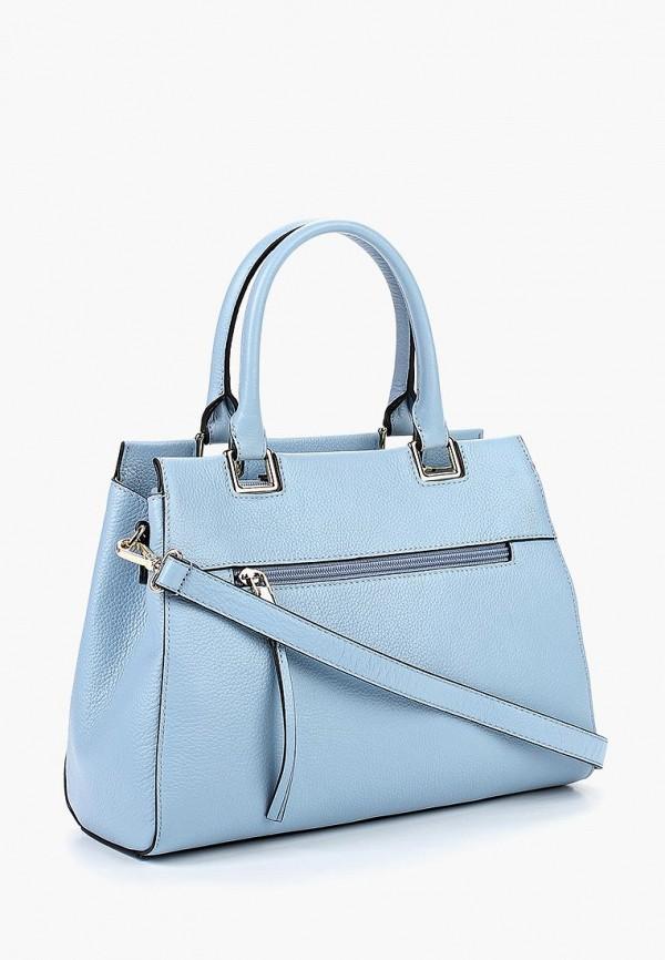 Фото 2 - женскую сумку Palio голубого цвета