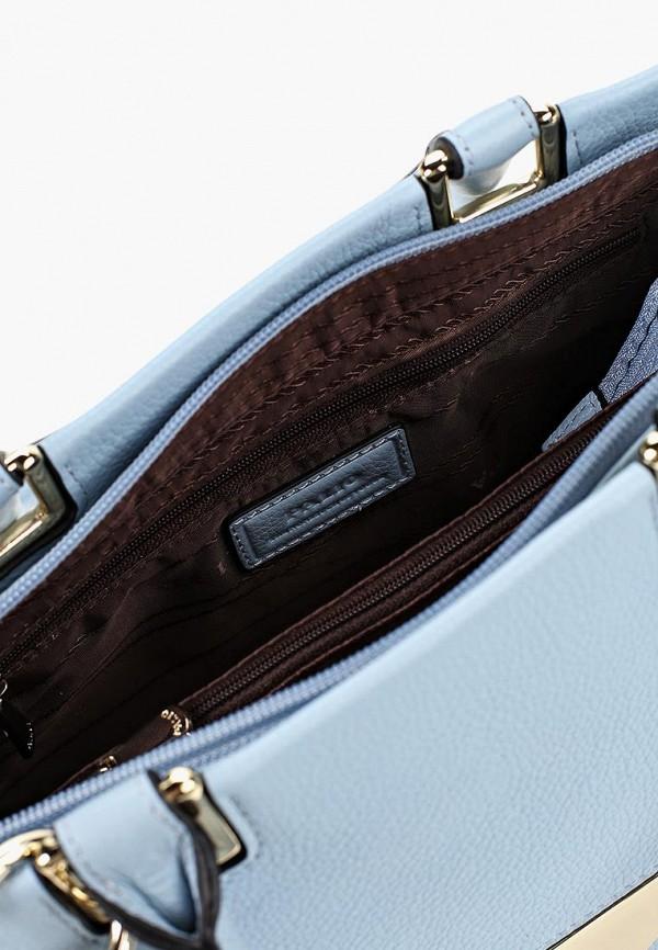 Фото 3 - женскую сумку Palio голубого цвета