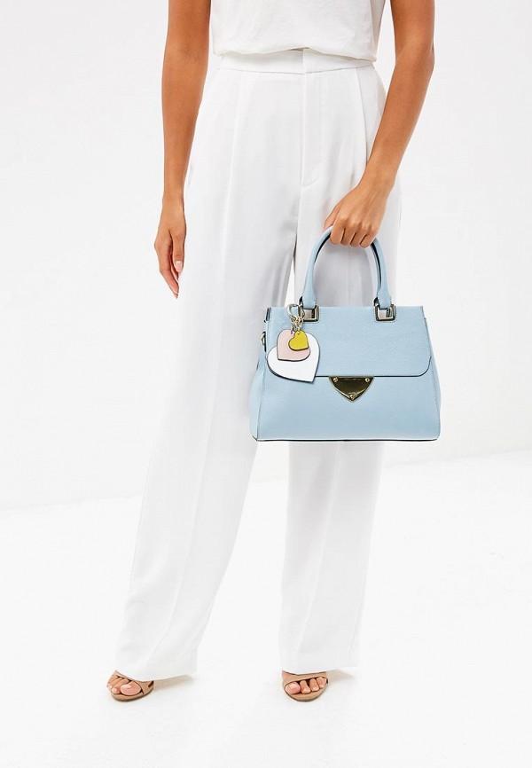 Фото 4 - женскую сумку Palio голубого цвета