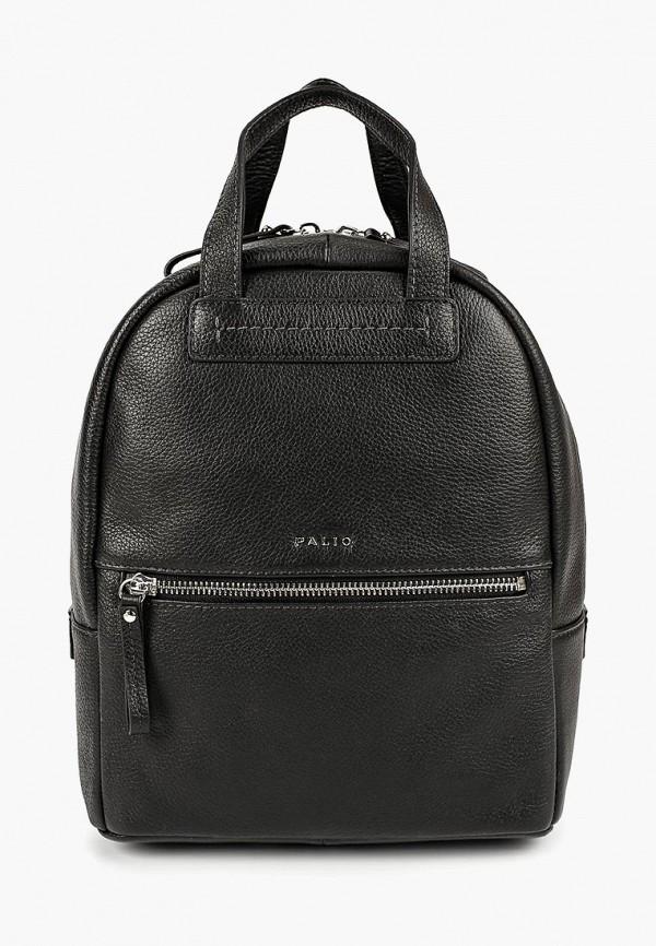 женский рюкзак palio, черный