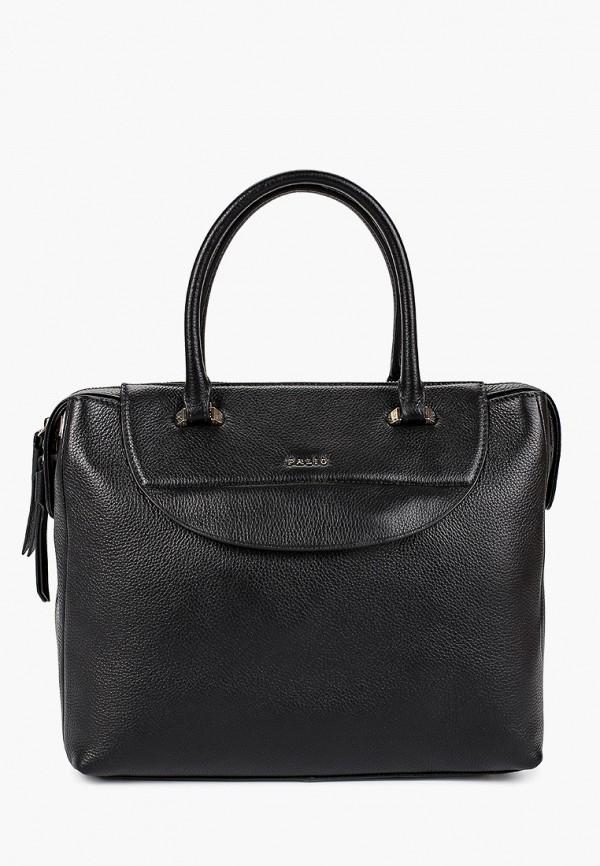 женская сумка palio, черная