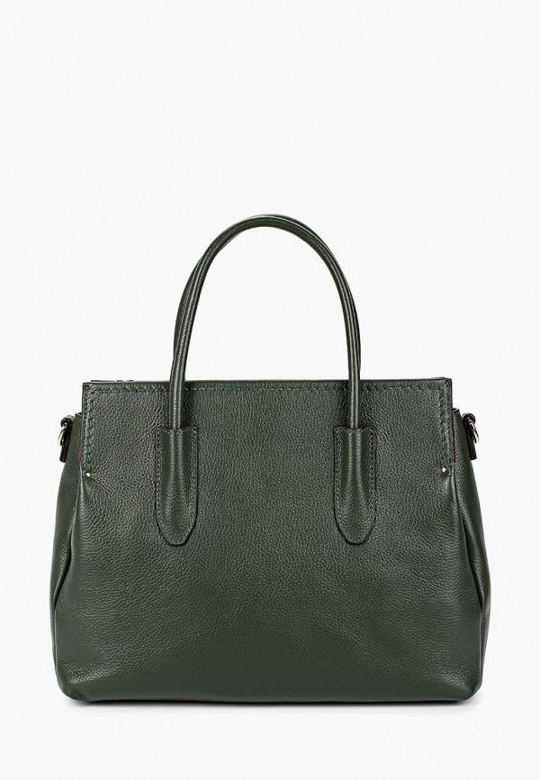 женская сумка palio, зеленая