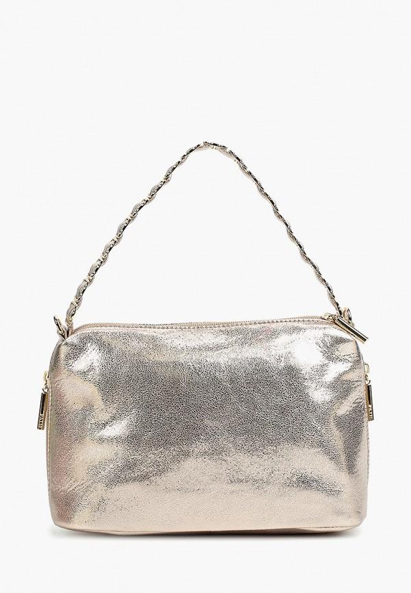 женская сумка palio, золотая