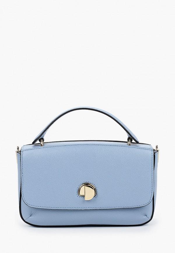 женская сумка palio, голубая