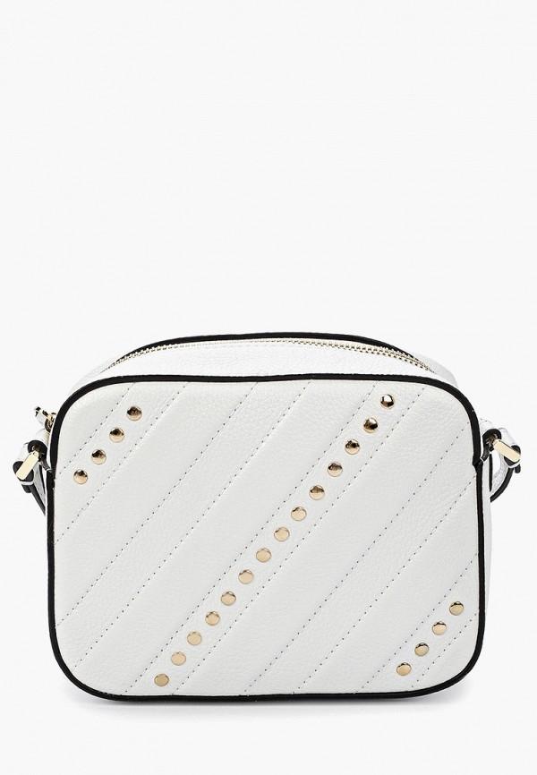 женская сумка palio, белая