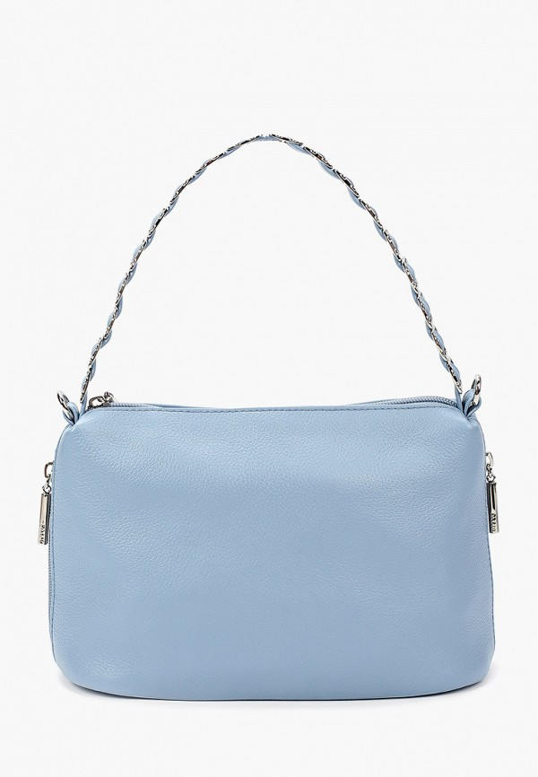 женская сумка через плечо palio, голубая