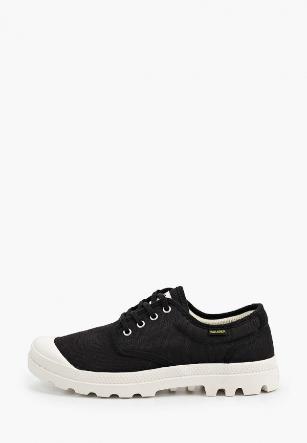 мужские низкие ботинки palladium, черные