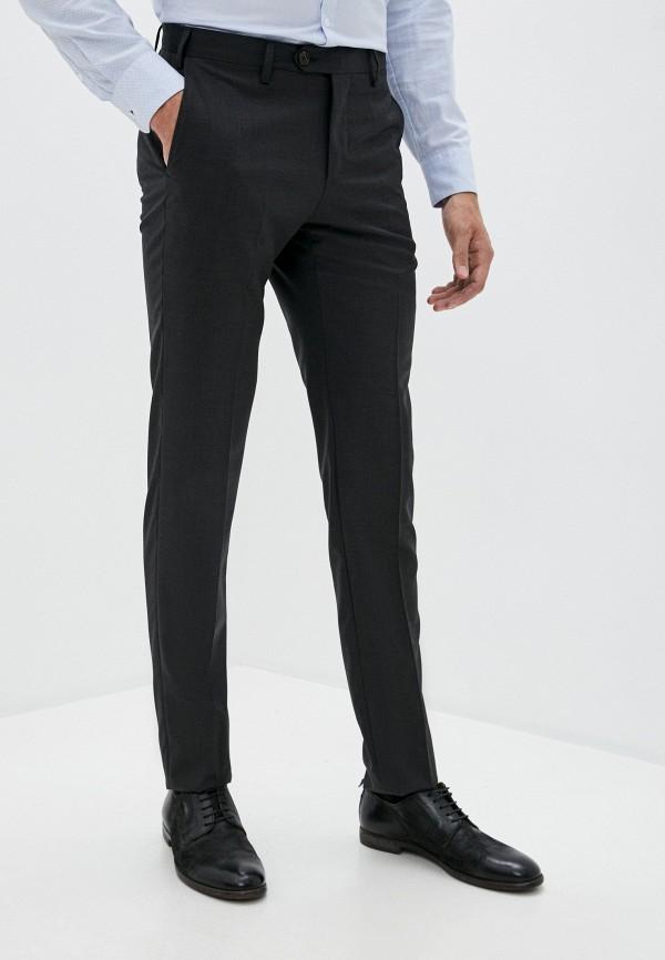 мужские классические брюки pal zileri, серые