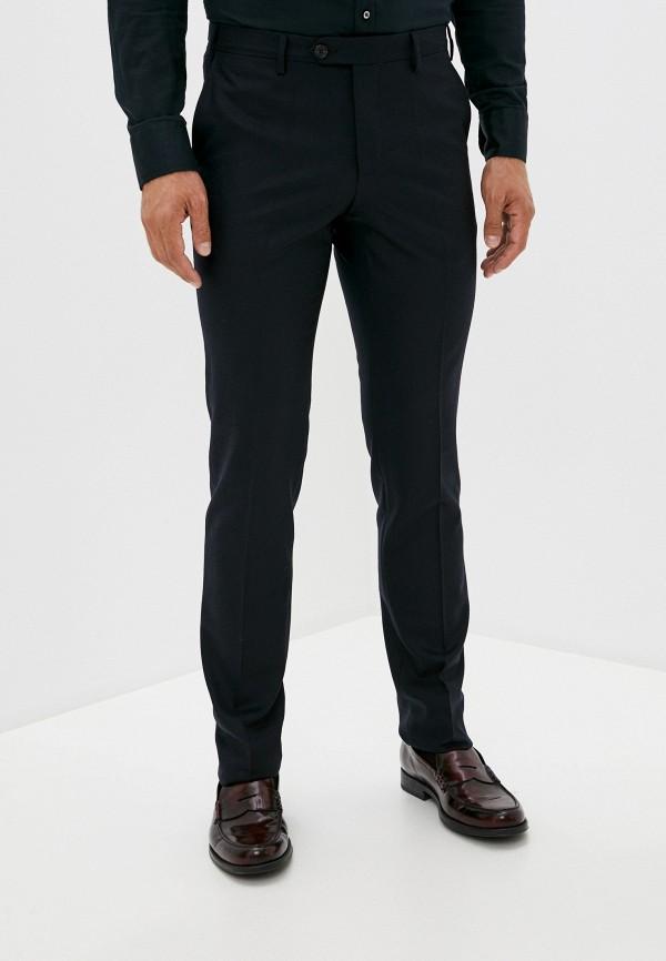мужские классические брюки pal zileri, синие