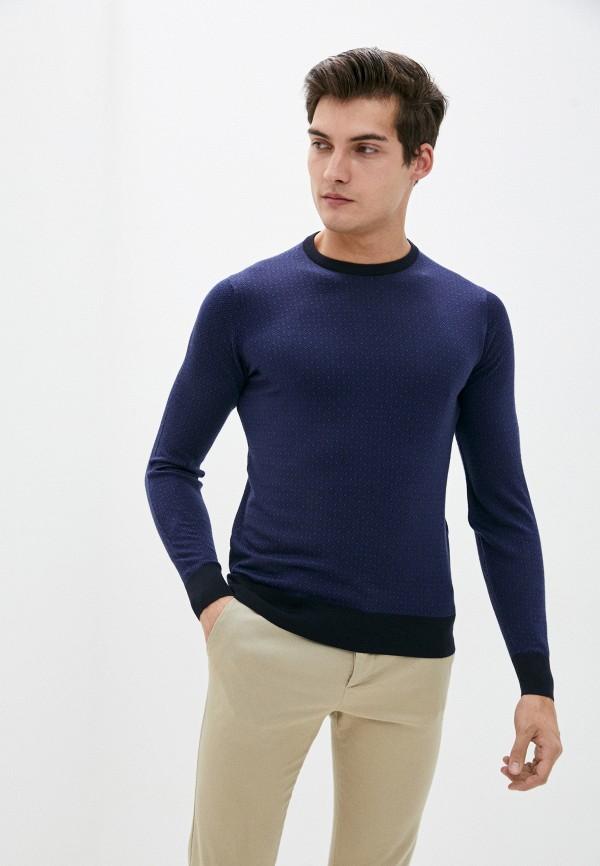 мужской джемпер pal zileri, синий