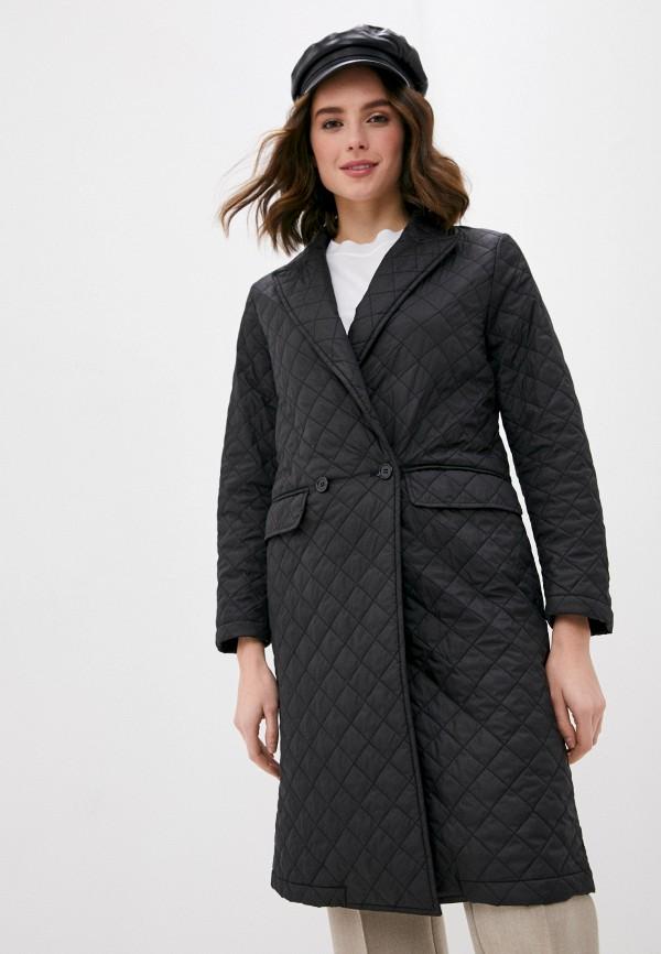 женская куртка p.a.r.o.s.h, черная