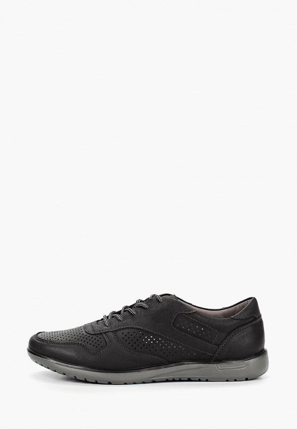 мужские кроссовки paolo conte, черные