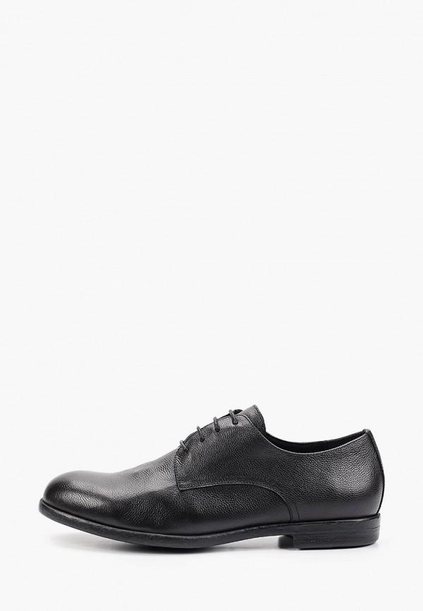 мужские туфли paolo conte, черные