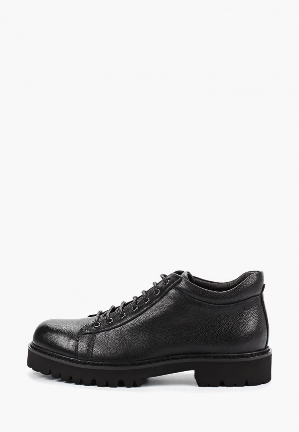 мужские ботинки paolo conte, черные