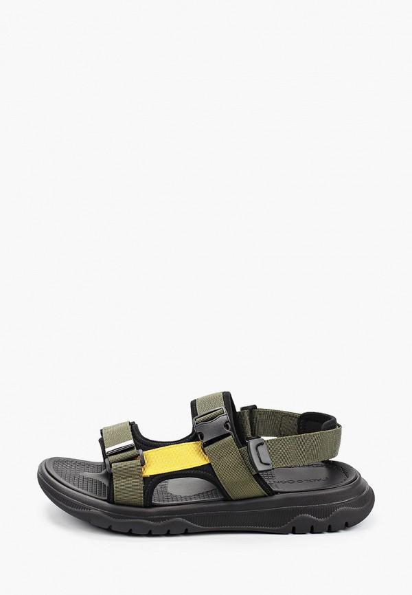 мужские сандалии paolo conte, хаки