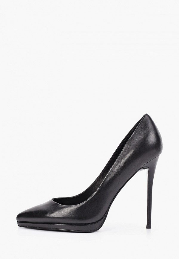 женские туфли paolo conte, черные