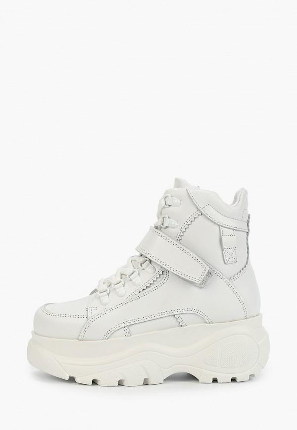 женские кроссовки paolo conte, белые