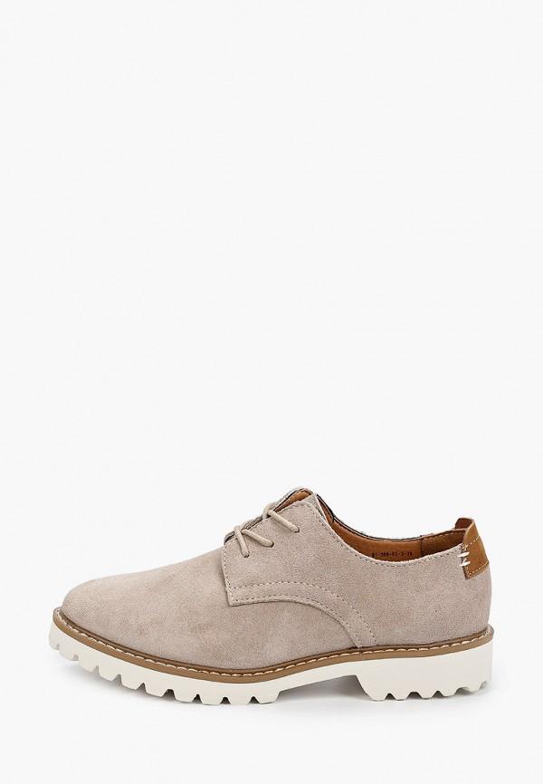 женские ботинки paolo conte, серые