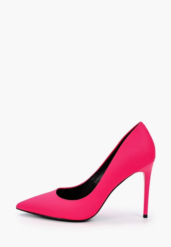 женские туфли paolo conte, розовые