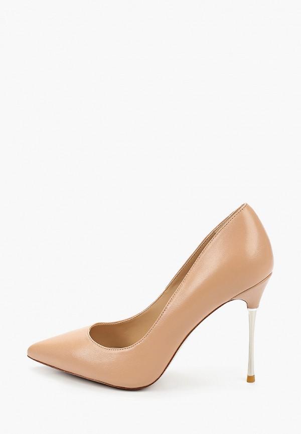 женские туфли paolo conte, бежевые