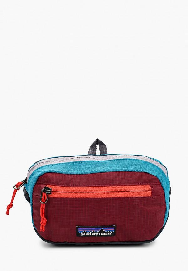 женская поясные сумка patagonia, разноцветная