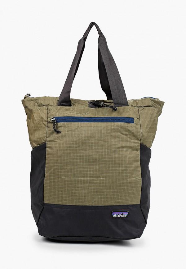 женский рюкзак patagonia, хаки