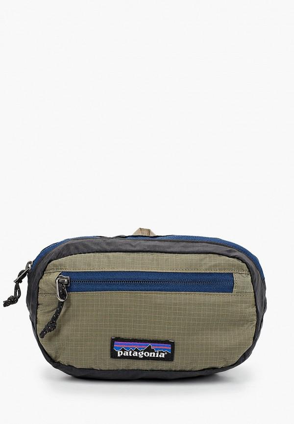 женская сумка patagonia, хаки