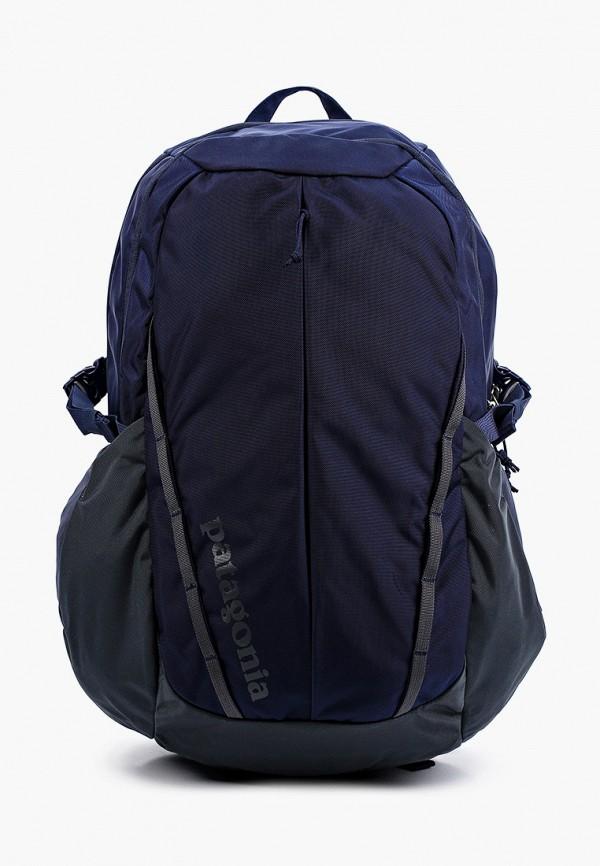 женский рюкзак patagonia, синий