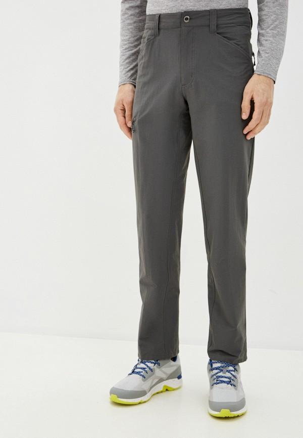 мужские брюки patagonia, серые