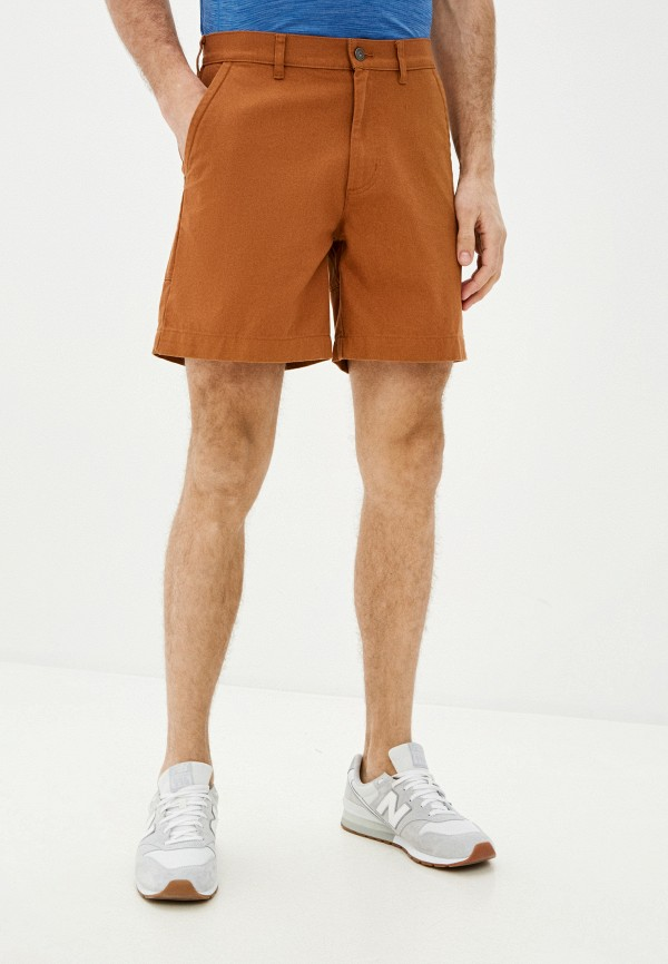 мужские повседневные шорты patagonia, коричневые